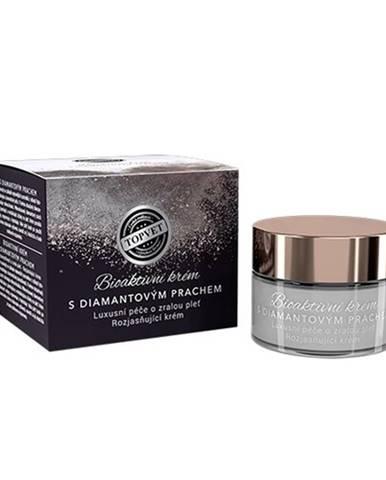 Topvet Bioaktívny krém s diamantovým prachom 50 ml
