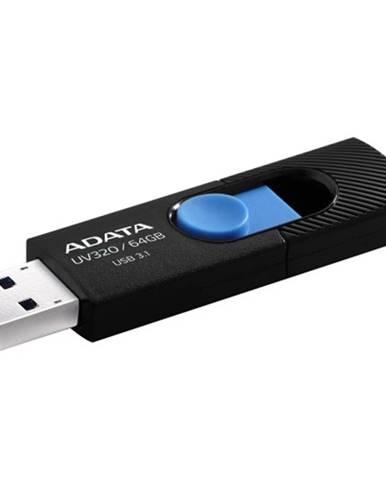 ADATA USB UV320 64GB black/blue