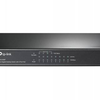 Switch TP-Link TL-SG1008P, GLAN, PoE, 8-port
