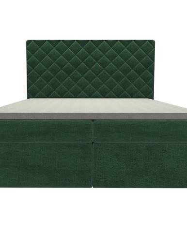 Posteľ Hera 160x200 Monolith 37 s vrchným matracom