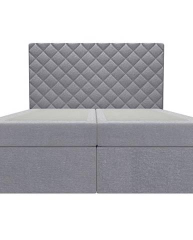 Posteľ Hera 160x200 Monolith 84 bez vrchného matracu