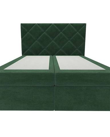 Posteľ Reja 160x200 Monolith 37 bez vrchného matracu