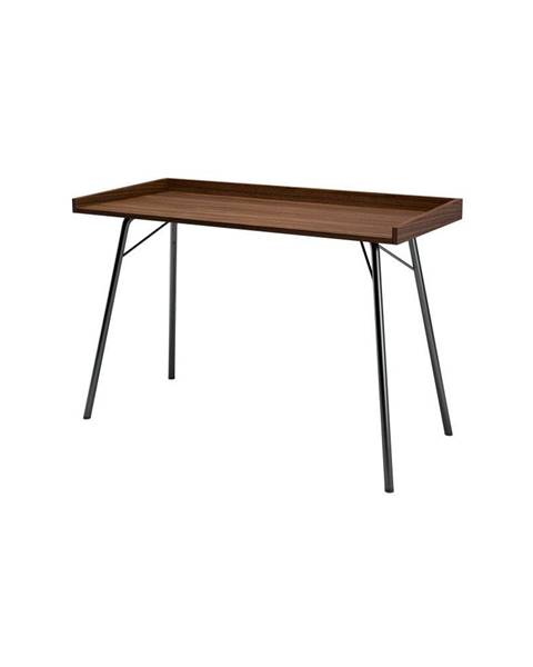 Woodman Pracovný stôl Woodman Rayburn Desk Dark