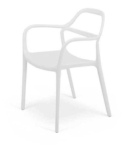 Le Bonom Súprava 2 bielych jedálenských stoličiek Le Bonom Dali Chaur