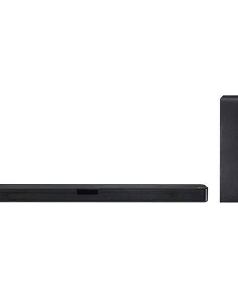 LG Soundbar LG SN4 čierny