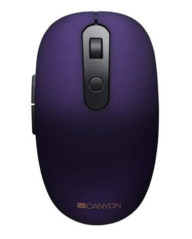 Myš  Canyon CNS-Cmsw09v fialová
