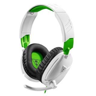 Headset  Turtle Beach Recon 70X pro Xbox One, PS4, Nintendo biely