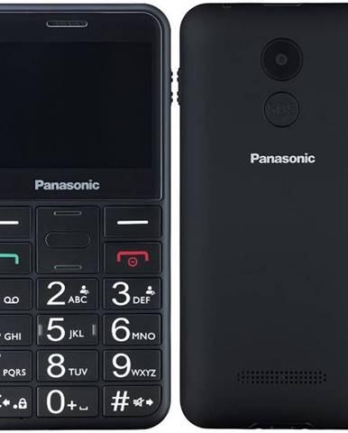 Mobilný telefón Panasonic KX-Tu150exb Dual SIM čierny