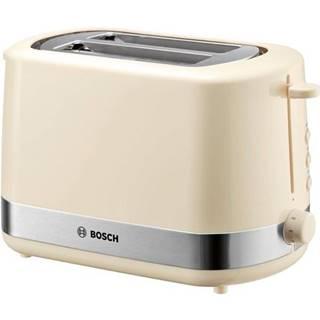 Hriankovač Bosch TAT7407 nerez/krémov