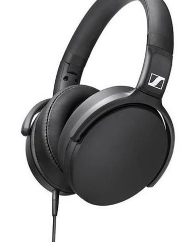 Slúchadlá Sennheiser HD 400S čierna