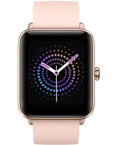 Inteligentné hodinky UleFone Watch Pro ružové