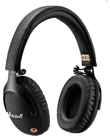 Slúchadlá Marshall Monitor Bluetooth čierna
