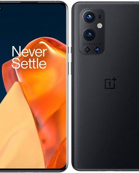 OnePlus Mobilný telefón OnePlus 9 Pro 256 GB 5G čierny