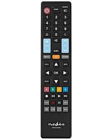 Diaľkový ovládač Nedis 5v1 pro TV Samsung, LG, Sony, Philips,