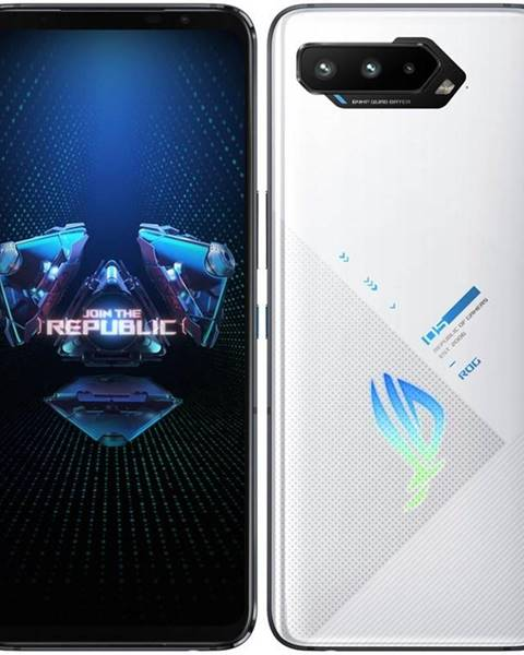 Asus Mobilný telefón Asus ROG Phone 5 16/256 GB 5G biely