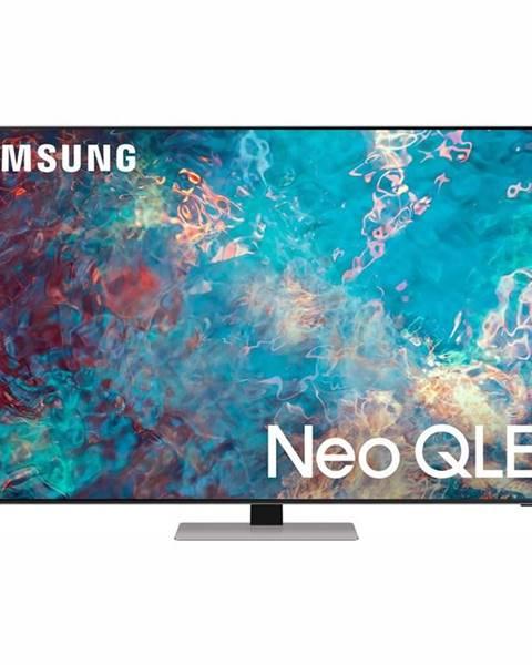 Samsung Televízor Samsung Qe75qn85aa strieborn