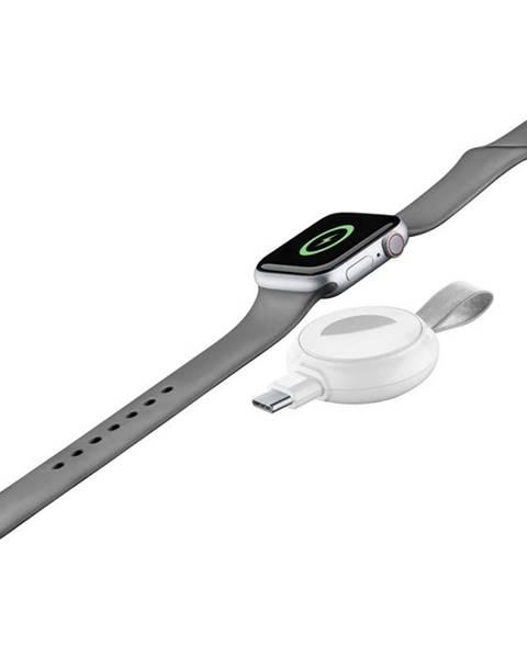 CellularLine Nabíjačka CellularLine Power Pill pro Apple Watch, s USB adaptérem
