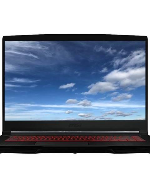 MSI Notebook MSI GF65 Thin 10UE-200XCZ čierny i5-10200H, 16GB, 512GB,