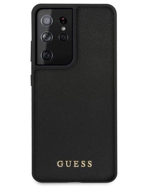 Guess Kryt na mobil Guess Iridescent na Samsung Galaxy S21 Ultra 5G