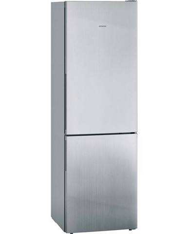 Kombinácia chladničky s mrazničkou Siemens iQ500 Kg36ealca nerez