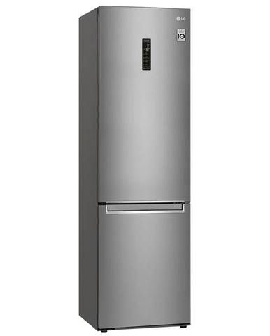 Kombinácia chladničky s mrazničkou LG Gbb72saucn