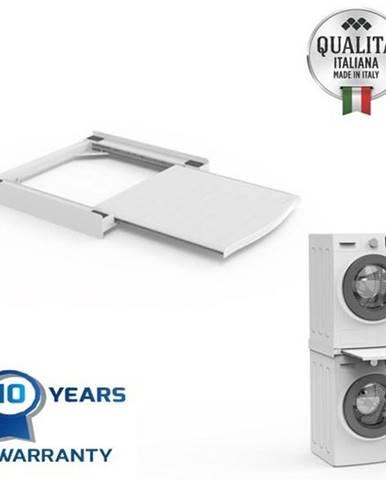 Medzikus práčka - sušička s výsuvom Meliconi Torre Smart L60 biely