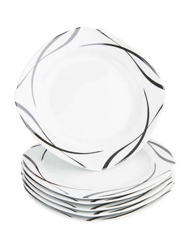 Mäser 6-dielna sada dezertných tanierov Oslo