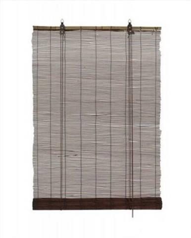 Gardinia Roleta bambusová teak, 120 x 160 cm