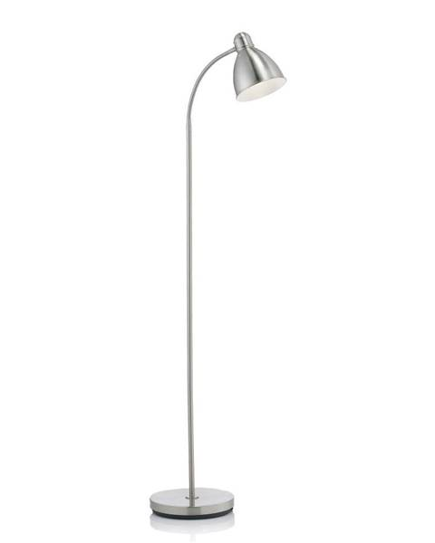 Markslöjd Voľne stojacia lampa v striebornej farbe Markslöjd Nitta