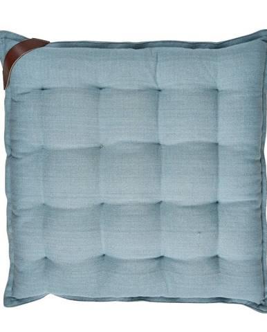 Modrý bavlnený sedák Södahl, 40x40cm