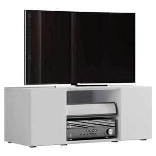 Tv-skrinka Lowina Š: 95cm Biela