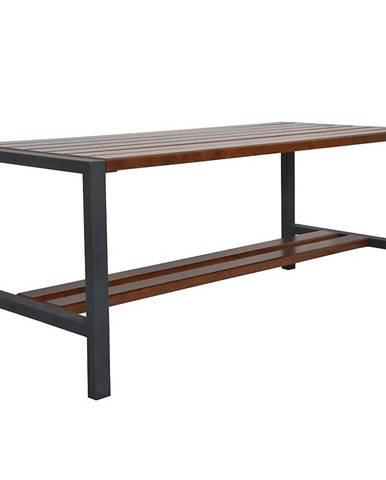 Moderný stôl orech