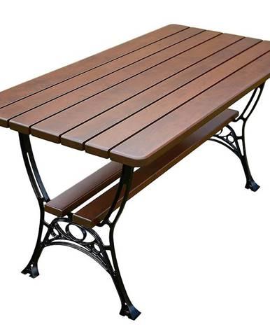 Stôl kráľovský farba orech
