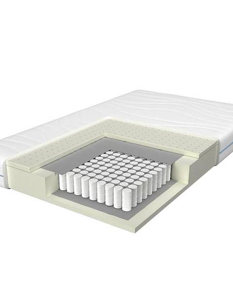 MERKURY MARKET Rolovaný matrac v karabici Premium LX AA H2 180x200