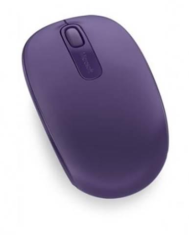 Microsoft Wireless Mobile Mo1850 fialová