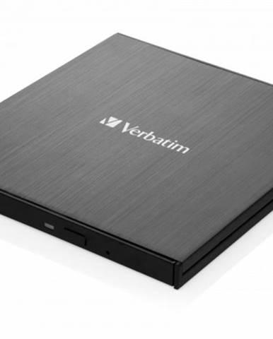VERBATIM Externá Blu-Ray Slimline mechanika USB 3.0, čierna POUŽI