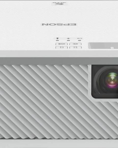 Epson Projektor Epson EF-100W + ZADARMO Nástenné projekčné plátno v hodnote 59,-Eur