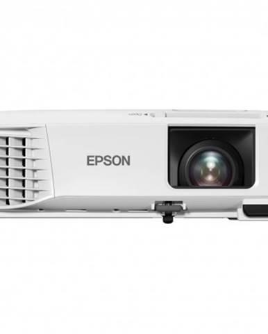 Projektor Epson EB-W49 + ZADARMO Nástenné projekčné plátno v hodnote 59,-Eur