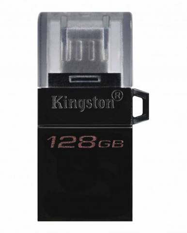 USB kľúč 128GB Kingston DT MicroDuo, 3.0