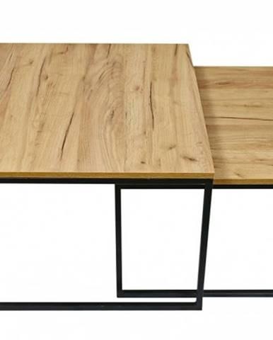 Konferenčný stolík Ravelo - set 2 kusov
