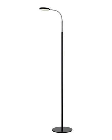 Čierna voľne stojacia LED lampa Markslöjd Flex