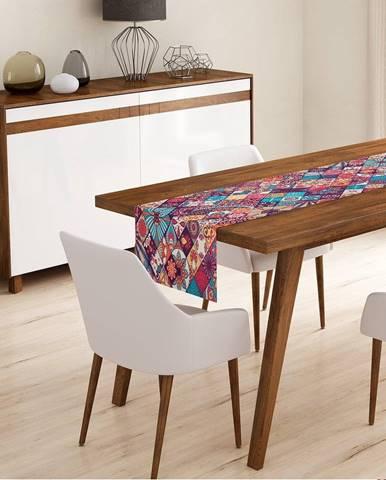 Behúň na stôl Minimalist Cushion Covers Colorful Mandala, 45 x 140 cm