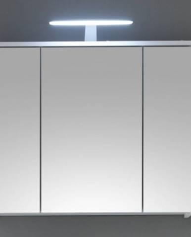 Kúpeľňová skrinka so zrdkadlom Spice, LED osvetlenie%