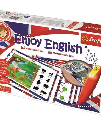 TREFL Malý objevitel Enjoy English magické pero