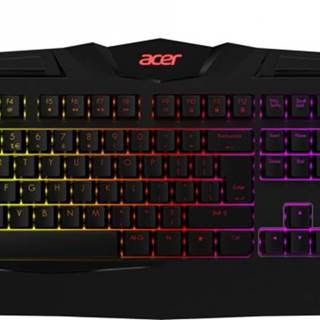 Herná klávesnica Acer Nitro, čierna, CZ/SK layout