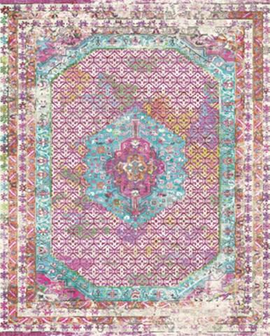 Koberec Colorful 80x150 cm, farebný vzor%