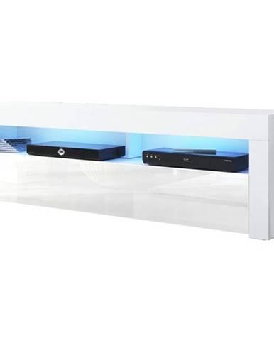 TV stolík MEX 140 biela