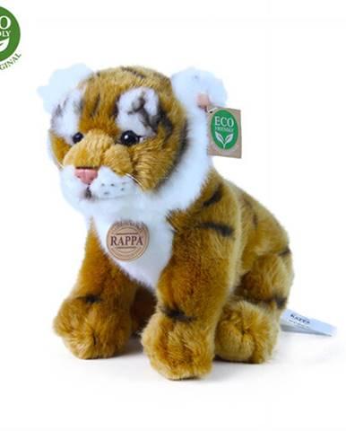 Rappa Eco-Friendly tiger hnedý sediaci 25 cm