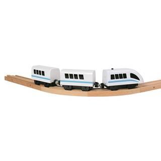 Bino Vysokorýchlostný vlak na batérie, 35 cm