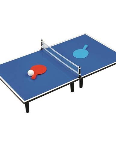 Bino Stolný tenis modrá, 80 x 45 x 11 cm